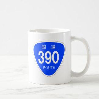 National highway 390 line - national highway sign mugs