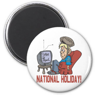 National Holiday Magnet