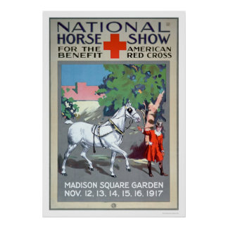 National Horse Show (US00272) Poster