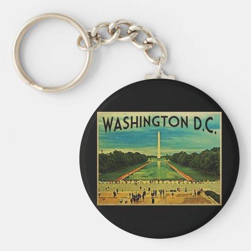 National Mall Washington D.C. Keychains