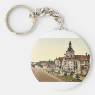 National Museum, Munich, Bavaria, Germany magnific Keychain