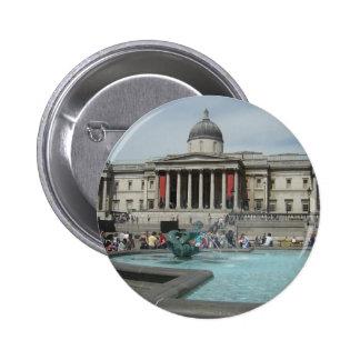National Museum - Trafalgar Square Pin