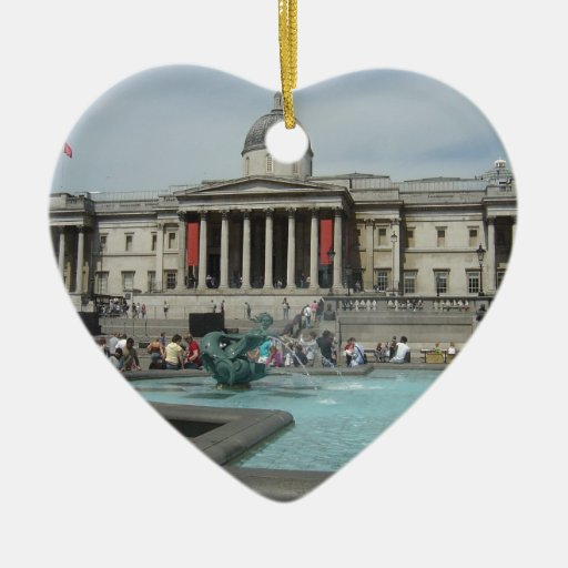 National Museum - Trafalgar Square Ornament