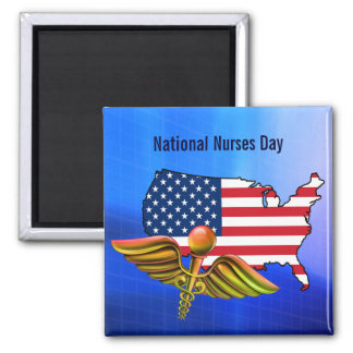 National Nurses Day Gift Magnets