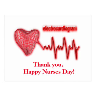 National Nurses Day Postcard
