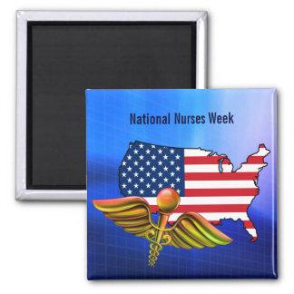National Nurses Week Gift Magnets