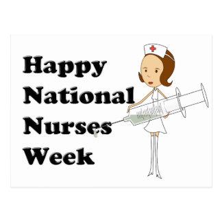 National Nurses Week Postcard