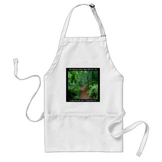 National Park Anniversary Hot Springs Mt Trail Standard Apron