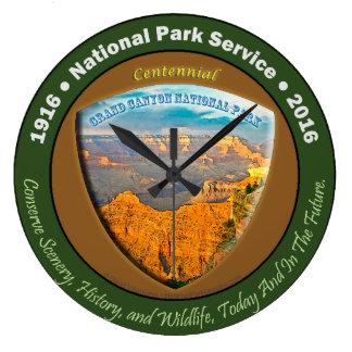 National Park Centennial Clock Grand Canyon