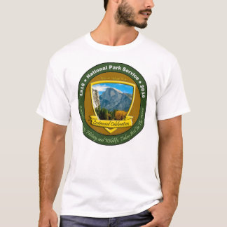 National Park Centennial Shirt Yosemite Half Dome