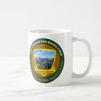 National Park Centennial Yosemite Cf mg Coffee Mug