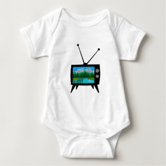 National Park Media Baby Bodysuit