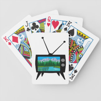 National Park Media Bicycle Playing Cards