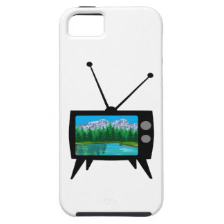 National Park Media iPhone 5 Cover