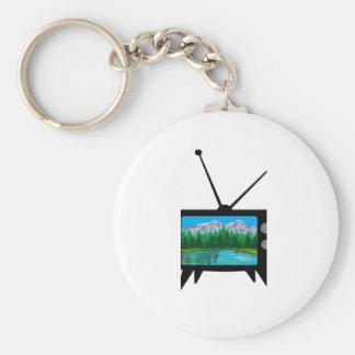 National Park Media Key Ring
