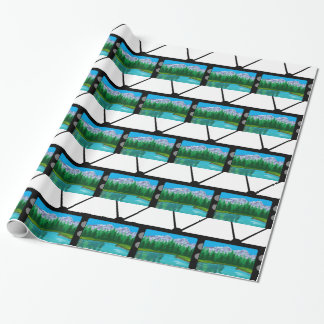 National Park Media Wrapping Paper