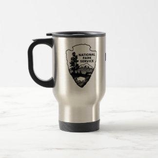 National Parks Service leads the resistance Travel Mug