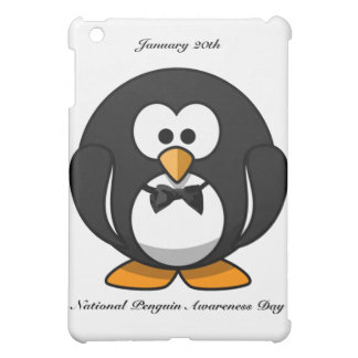 National Penguin Awareness Day Case For The iPad Mini