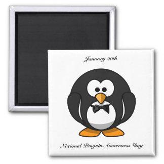 National Penguin Awareness Day Magnets