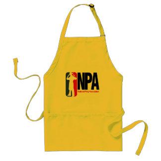 National Pimp Association Adult Apron