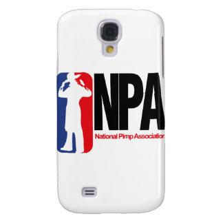 National Pimp Association Galaxy S4 Cover
