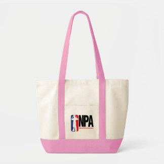 National Pimp Association Impulse Tote Bag