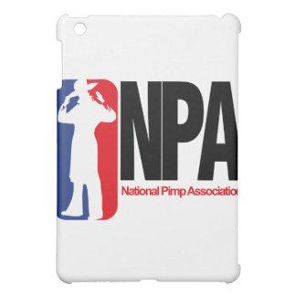 National Pimp Association iPad Mini Covers