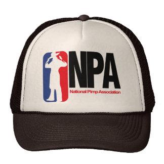 National Pimp Association Trucker Hat
