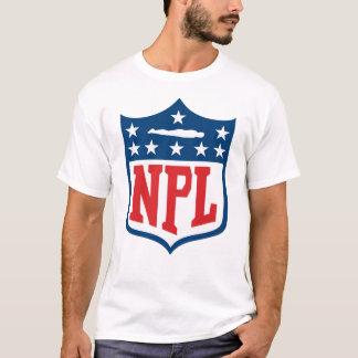 NATIONAL PLANKING LEAGUE T-Shirt