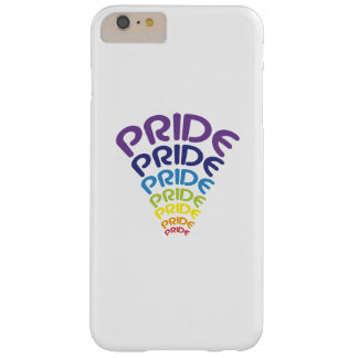 National Pride March Rainbow LGBT Gay Lesbian Gift Barely There iPhone 6 Plus Case