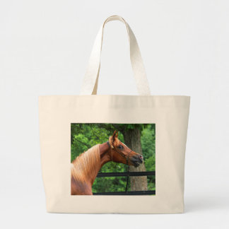 National Show Horse Canvas Bag