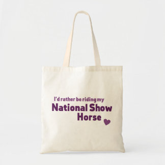 National Show Horse Bags