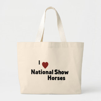 National Show Horses Bags