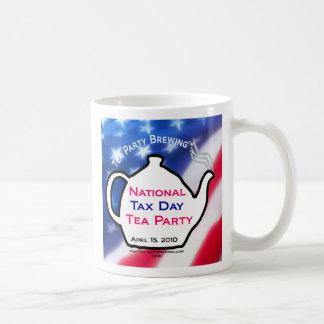 National Tax Day Tea Party 2010 Coffee Mug