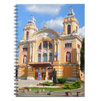 National Theatre and Opera in Cluj Napoca, Romani Spiral Note Books
