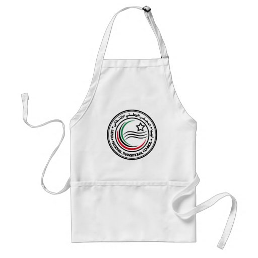 National Transitional Council of Libya Seal Aprons