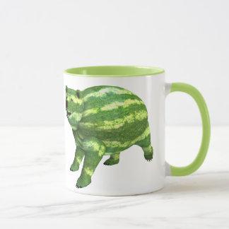 National Watermelon Day Bear Mug