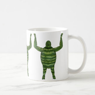 National Watermelon Day Gorilla Coffee Mug