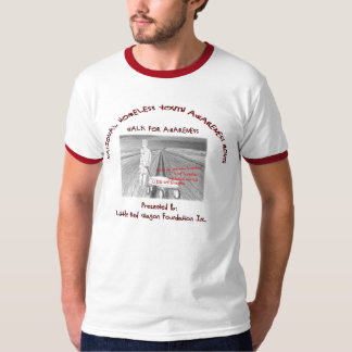 National Youth Homeless Awareness Month T-Shirt