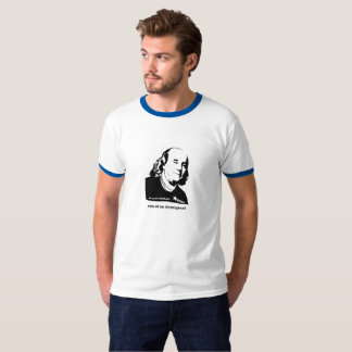 NationOfImmigrants - Benjamin Franklin T-Shirt