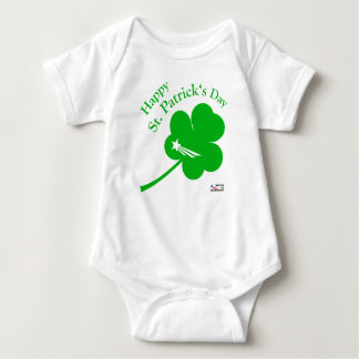 NationOfImmigrants - St. Patrick's Day Baby Bodysuit