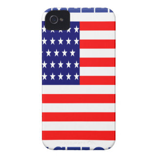 Nations T-Shirt Case-Mate iPhone 4 Case