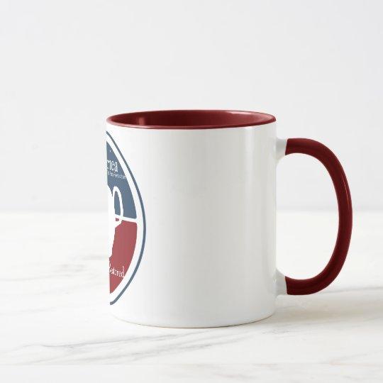 Nationwide Tea Party Revolution Mug