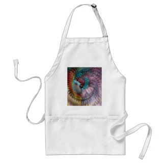 Native Abstract Standard Apron
