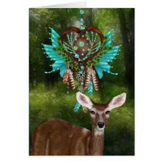 Native American All Occasion Greeting Card