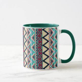 Native American Aztec pattern Mug