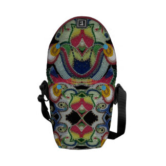 Native American Beaded Bag Commuter Bags