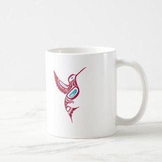 Native American Bird Coffee Mugs