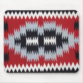 Native American Blanket Weaving Mousepad