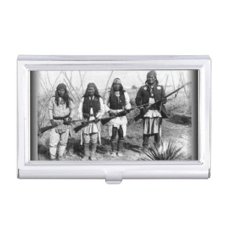 Native American Business Card Holder